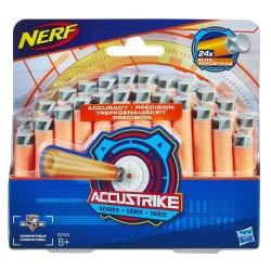 NERF N-STRIKE - ACCUSTRIKE 24 DART REFILL (C0163)
