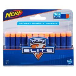 NERF N-STRIKE - ELITE REFILL PACK 12 ΒΕΛΑΚΙΑ (A0350)