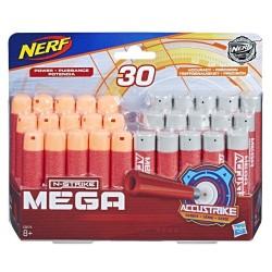 NERF N-STRIKE - MEGA ACCUSTRIKE REFILL COMBO PACK 30 ΒΕΛΑΚΙΑ (E2275)