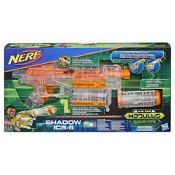 NERF N-STRIKE - MODULUS GHOST OPS SHADOW ICS-6 (E2655)