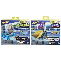 NERF NITRO STUNT SETS AST
