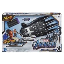 NERF POWER MOVES - MARVEL AVENGERS BLACK PANTHER PANTHER SLASH (E7372)