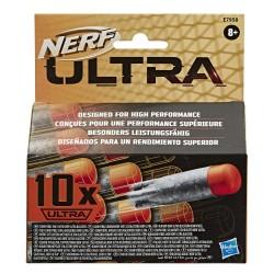 NERF ULTRA - 10 DART REFILL (E7958)