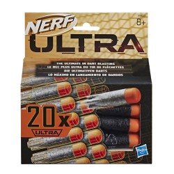 NERF ULTRA - REFILL PACK 20 ΒΕΛΑΚΙΑ (E6600)