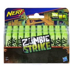 NERF ZOMBIE STRIKE - REFILL PACK 30 ΒΕΛΑΚΙΑ (A4570)