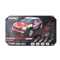 NIKKO EVOLUTION SERIES MINI COUNTRYMAN WRC W1H QUICKCHARGER 2.4 GHZ