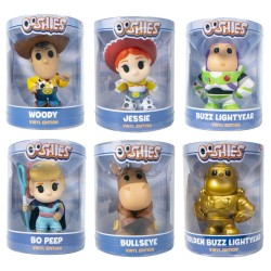 OOSHIES - TOY STORY 4 VINYL EDITION 4 ΣΧΕΔΙΑ (HHY00000)