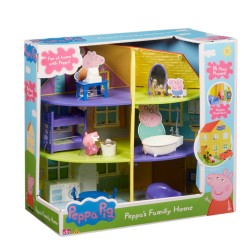 PEPPA PIG - ΤΟ ΣΠΙΤΙ ΤΗΣ ΟΙΚΟΓΕΝΕΙΑΣ ΤΗΣ ΠΕΠΠΑ (PPC22000)