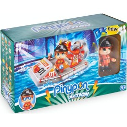 PINYPON ACTION - BOAT ΟΧΗΜΑ & ΦΙΓΟΥΡΑ (700015050)