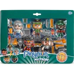 PINYPON ACTION - ΦΙΓΟΥΡΑ 5 PACK (700014490)
