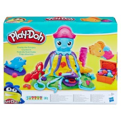 PLAY-DOH - CRANKY THE OCTOPUS (E0800)