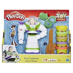 PLAY-DOH - DISNEY PIXAR TOY STORY BUZZ LIGHTYEAR (E3369)