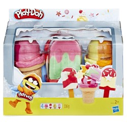 PLAY-DOH - ICE POPS & CONES FREEZER (E6642)