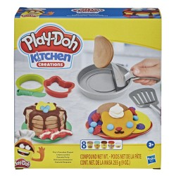 PLAY-DOH - KITCHEN CREATIONS FLIP N PANCAKES (F1279)