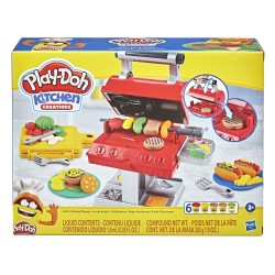 PLAY-DOH - KITCHEN CREATIONS GRILL & STAMP (F0652)