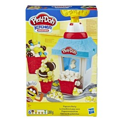PLAY-DOH - KITCHEN CREATIONS POPCORN PARTY (E5110)