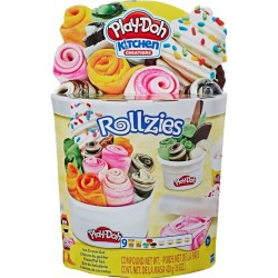 PLAY-DOH - KITCHEN CREATIONS ROLLZIES ICE CREAM SET (E8055)