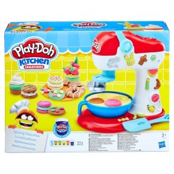 PLAY-DOH - KITCHEN CREATIONS SPINNING TREATS MIXER (E0102)