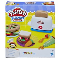 PLAY-DOH - KITCHEN CREATIONS TOASTER (E0039)