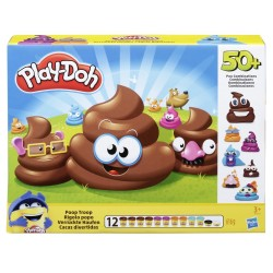 PLAY-DOH - POOP TROOP (E5810)