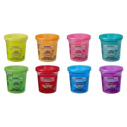 PLAY-DOH - SLIME SINGLE CAN 3.2 OZ 8 ΣΧΕΔΙΑ (E8790)