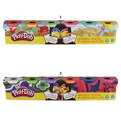 PLAY-DOH - SPLIT AND SHARE PACK 2 ΣΧΕΔΙΑ (F0605)