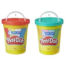 PLAY-DOH - SUPER CAN 2 ΣΧΕΔΙΑ (E5045)