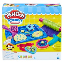 PLAY-DOH - SWEET SHOPPE ΜΠΙΣΚΟΤΑ COOKIE CREATION (B0307)