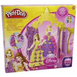 PLAY-DOH DISNEY DESIGN A DRESS BOUTIQUE