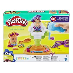 PLAY-DOH FUZZY PUMPER BARBER SHOP