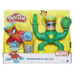 PLAY-DOH MARVEL SPIDERMAN VS DOC OCK
