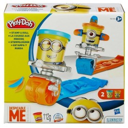 PLAY-DOH MINIONS MOLD & STAMP