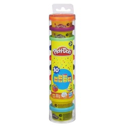 PLAY-DOH PARTY MINI ΒΑΖΑΚΙΑ 10ΤΜΧ - PARTY PACK