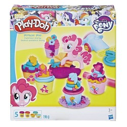 PLAY-DOH PONY PINKIE PIE CUPCAKE PARTY