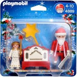 PLAYMOBIL CHRISTMAS ΑΗ ΒΑΣΙΛΗΣ ΚΑΙ ΑΓΓΕΛΑΚΙ (4889)