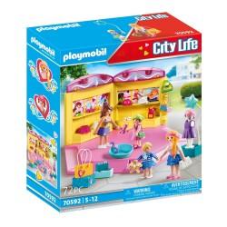 PLAYMOBIL CITY LIFE ΚΑΤΑΣΤΗΜΑ ΠΑΙΔΙΚΗΣ ΜΟΔΑΣ (70592)
