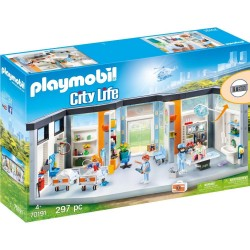 PLAYMOBIL CITY LIFE ΚΕΝΤΡΟ ΥΓΕΙΑΣ (70191)