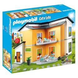 PLAYMOBIL CITY LIFE ΜΟΝΤΕΡΝΟ ΣΠΙΤΙ (9266)