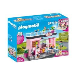 PLAYMOBIL CITY LIFE MY PRETTY PLAY-CAFE (70015)