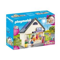 PLAYMOBIL CITY LIFE MY PRETTY PLAY-FASHION BOUTIQUE (70017)