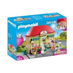 PLAYMOBIL CITY LIFE MY PRETTY PLAY-FLOWERSHOP (70016)