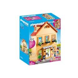 PLAYMOBIL CITY LIFE MY PRETTY PLAY-HOUSE (70014)