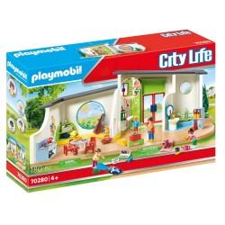 PLAYMOBIL CITY LIFE ΝΗΠΙΑΓΩΓΕΙΟ 'ΟΥΡΑΝΙΟ ΤΟΞΟ' (70280)