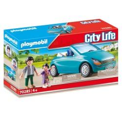 PLAYMOBIL CITY LIFE ΟΙΚΟΓΕΝΕΙΑΚΟ ΑΥΤΟΚΙΝΗΤΟ (70285)