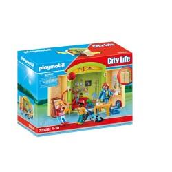 PLAYMOBIL CITY LIFE PLAY BOX 'ΝΗΠΙΑΓΩΓΕΙΟ' (70308)