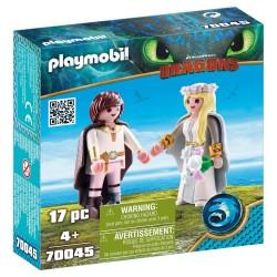 PLAYMOBIL DRAGONS SPECIAL ΣΕΤ ΠΑΙΧΝΙΔΙΟΥ (70045)