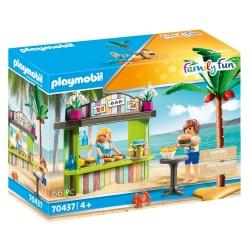 PLAYMOBIL FAMILY FUN BEACH BAR (70437)