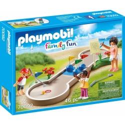 PLAYMOBIL FAMILY FUN MINI ΓΚΟΛΦ (70092)