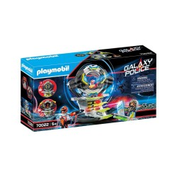 PLAYMOBIL GALAXY POLICE SPACE ΘΗΣΑΥΡΟΦΥΛΑΚΙΟ (70022)