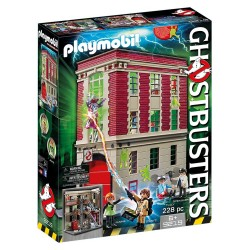 PLAYMOBIL GHOSTBUSTERS ΑΡΧΗΓΕΙΟ ΤΩΝ GHOSTBUSTERS (9219)